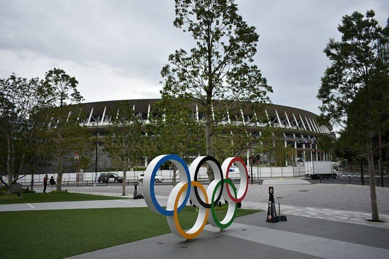 Read more about the article Olympiáda začíná v pátek 23.července 2021
